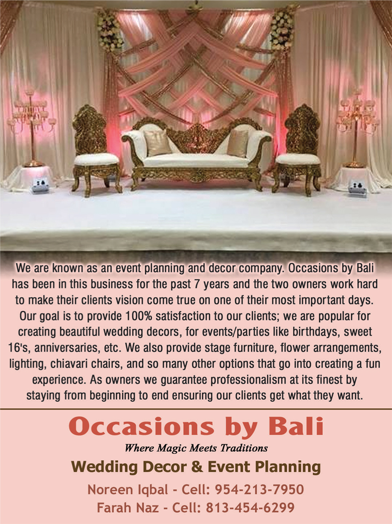 Occasions by Bali