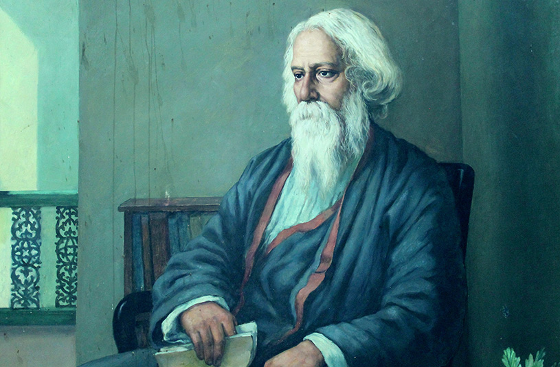 Indian Poem Writer - Rabindranath Tagore