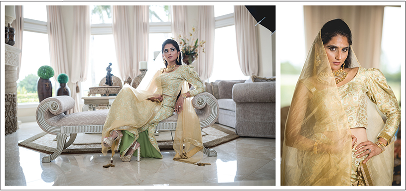 Fashion for a Soulful Wedding by Siddhi Desai