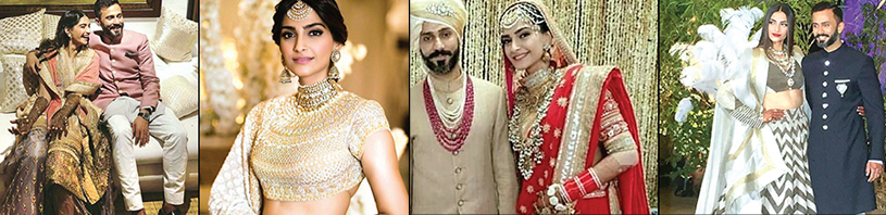 Sonam Kapoor and Anand Ahuja are officially husband and wife