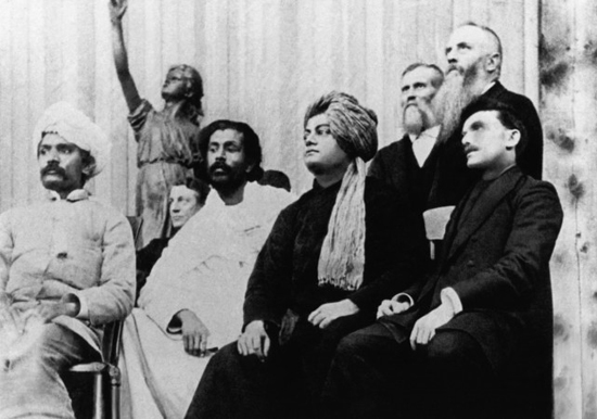 Swami Vivekananda, one of the most famous and spiritual Hindu swamis, delivered an iconic speech in Chicago at the Parliament of the World's Religions
