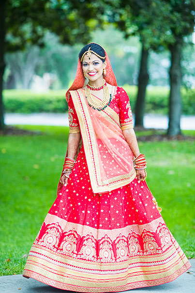 Delightful Indian Bride Capture