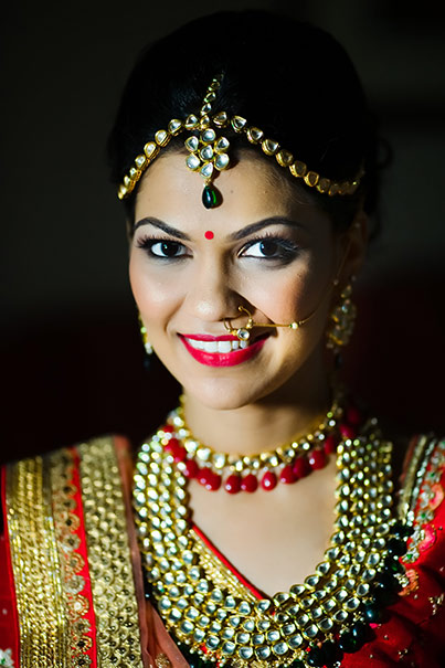 Lowless Indian Bride Makeup