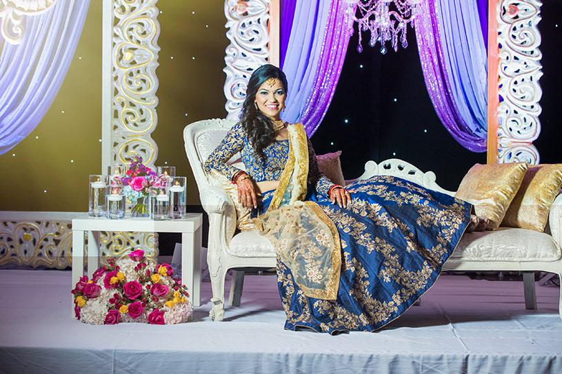 Ravishing Indian Bride Posing