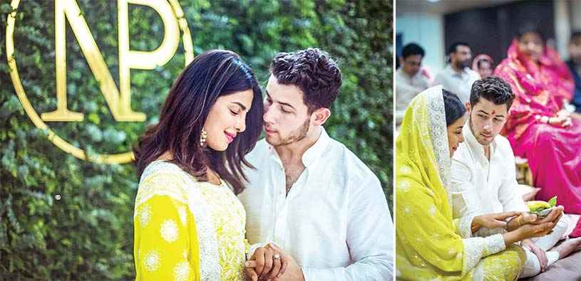 The Desi Girl Priyanka Chopra Finally Getting Married with Nick Jonas