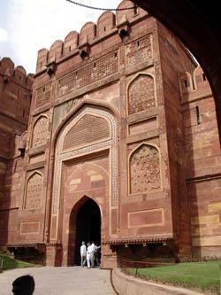Agra Fort Uttar Pradesh ( 16th century)