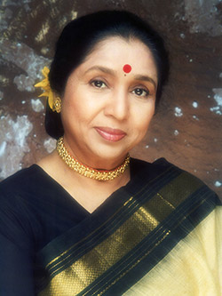 Asha Bhosle Records New Song After a 23 Year Hiatus