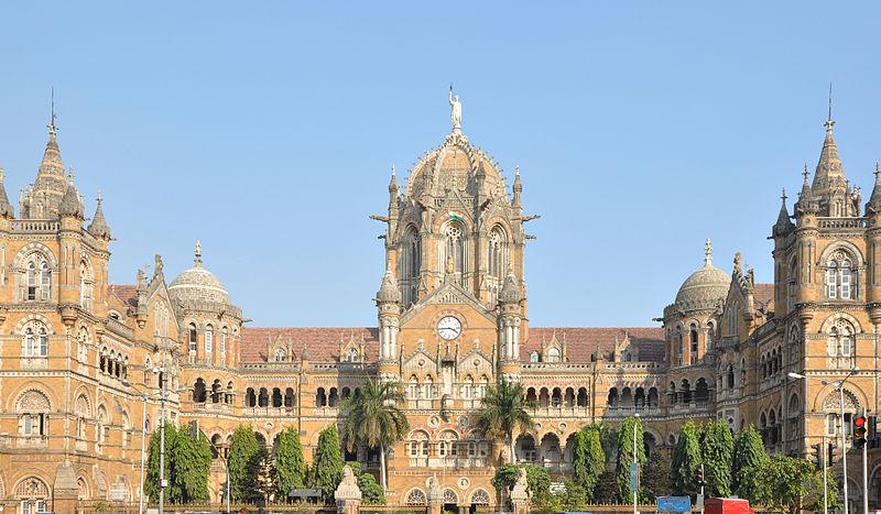 Chhatrapati Shivaji Terminus (formerly Victoria Terminus) (1887–1888)