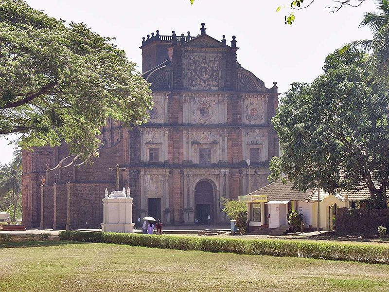 Churches and Convents of Goa (16th and 18th centuries)