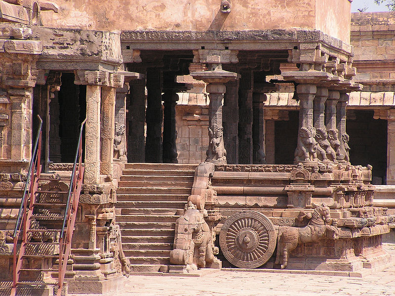 Great Living Chola Temples (11th and 12th century)