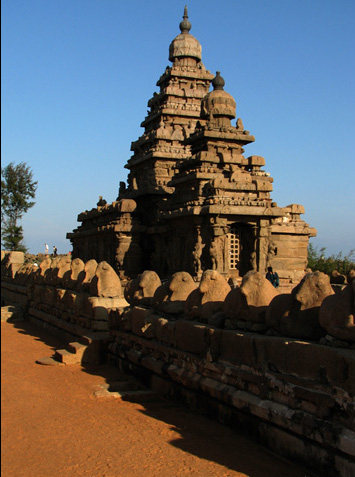 Group of Monuments at Mahabalipuram (7th and 8th centuries)