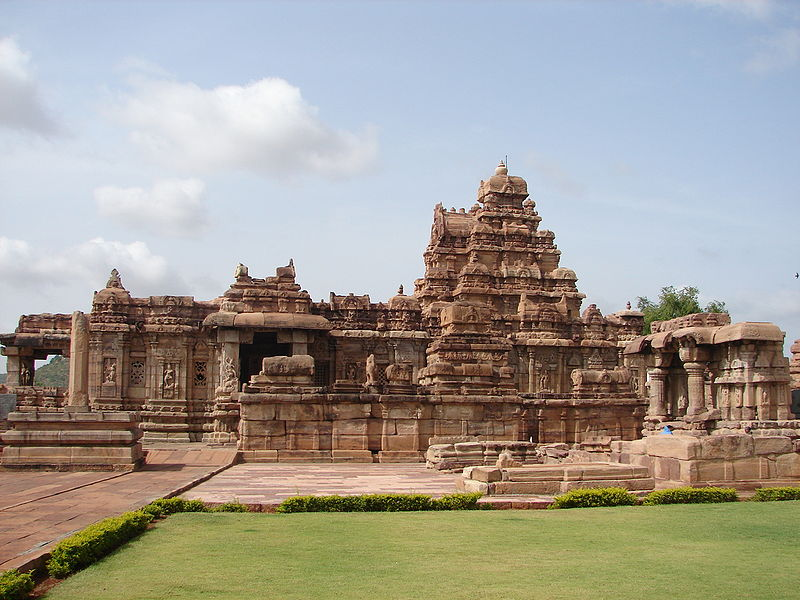 Group of Monuments at Pattadakal (8th century)