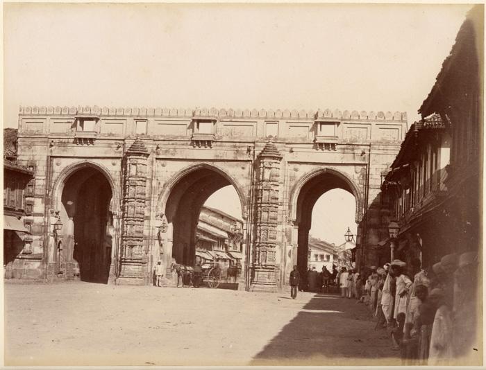 Historic City of Ahmadabad (15th century)