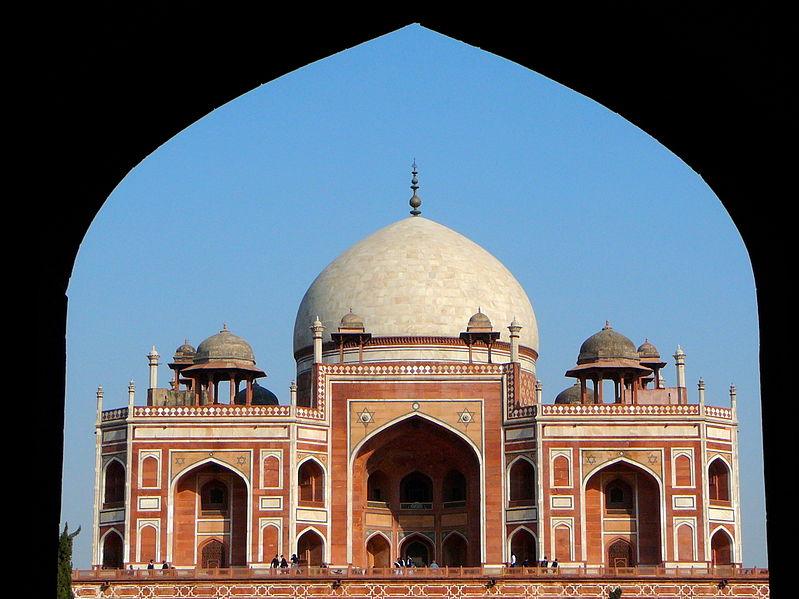 Humayun's Tomb, Delhi (1572)