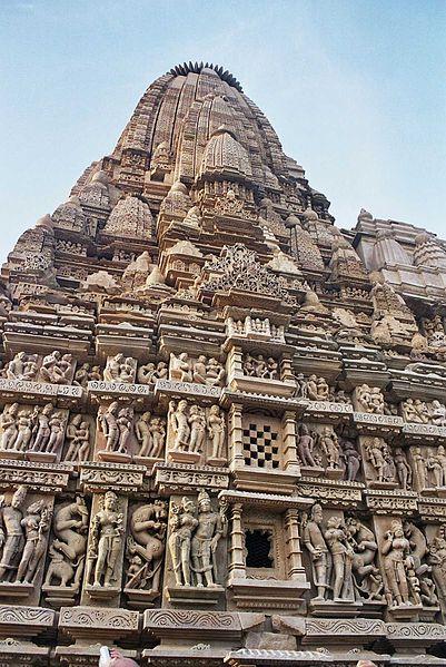 Khajuraho Group of Monuments (950 AD to 1050 AD)