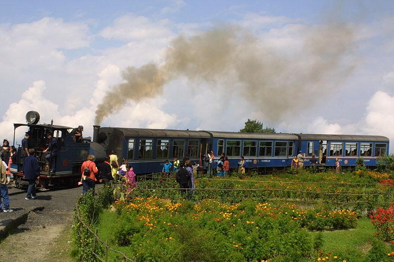 Mountain Railways of India (1999, 2005, 2008)