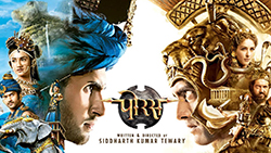 Indian Historical Drama, Porus, Airing in Japan