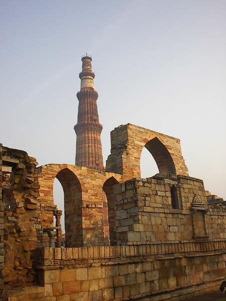 Qutb Minar and its Monuments, Delhi (1993)