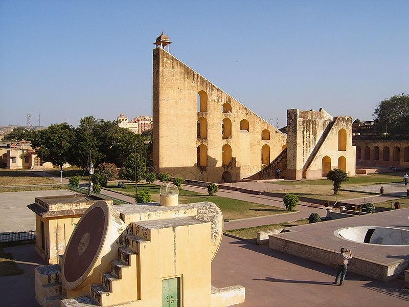 The Jantar Mantar, Jaipur (2010)