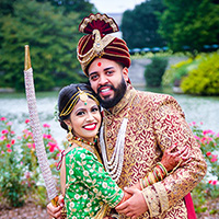 Indian Wedding - Khilna & Sunny