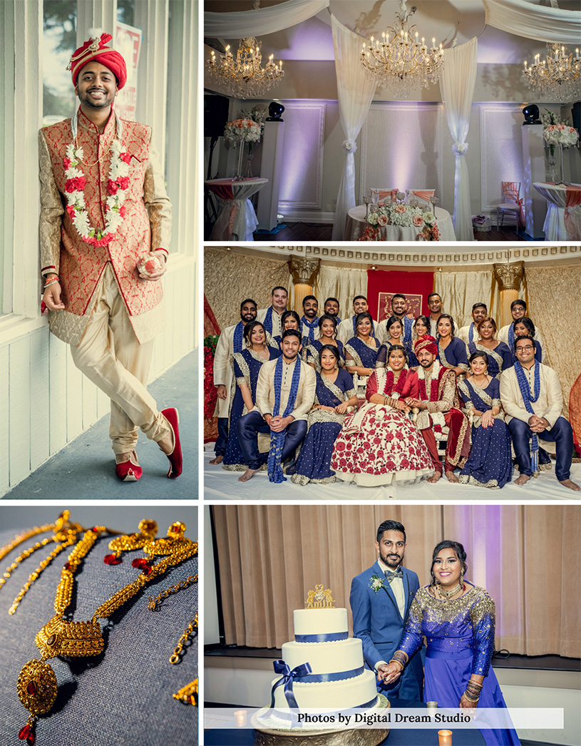 Weddings are special events that are celebrated for an entire lifetime through photographs