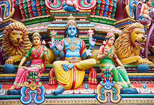 in India, Hinduism has come to mean nothing more than a bundle of sacred superstitions