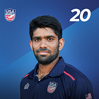 TEAM USA SQUAD SELECTED FOR CRICKET WEST INDIES SUPER50 CUP