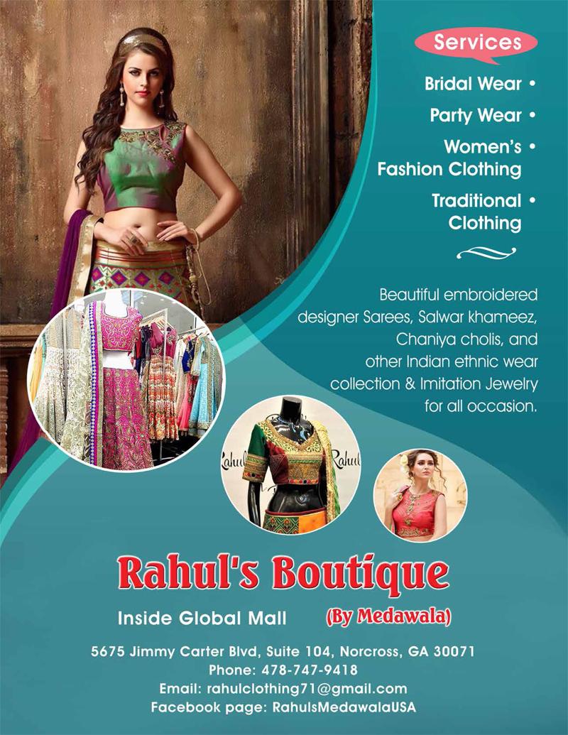 Rahuls Boutique