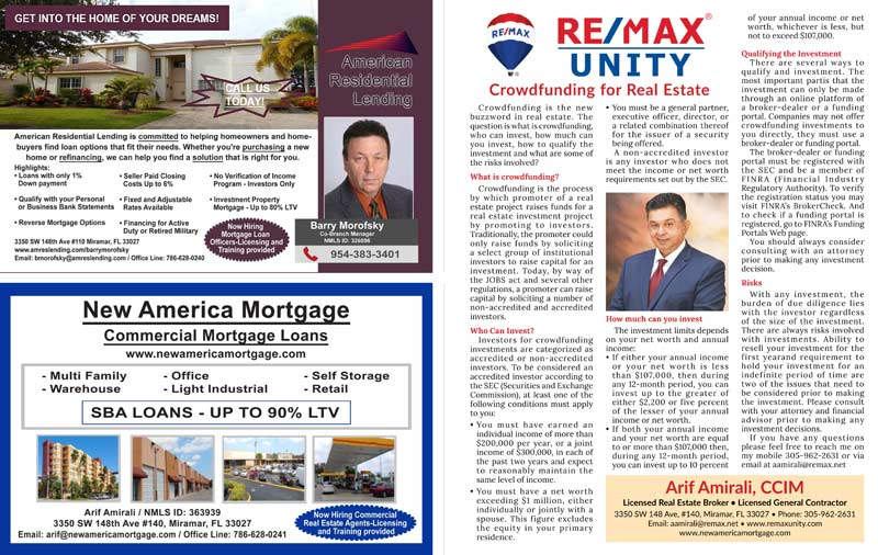 Unity Real Estate Best Services in Miramar