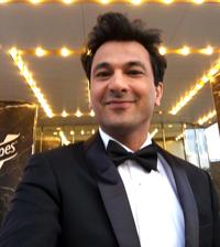 Vikas Khanna, a restaurateur