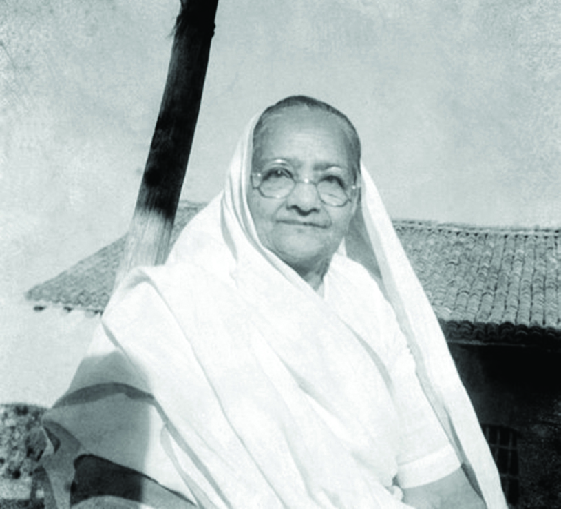 Kasturba Gandhi, the force behind Mahatma Gandhi
