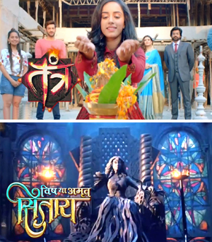 Colors TV launches Two New Shows, Tantra & Sitara.