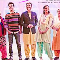 Trailer of Anil Kapoor & Sonam Kapoor film Ek Ladki Ko Dekha Toh Aisa Laga launched