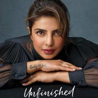Unfinished: A Memoir By Priyanka Chopra Jonas