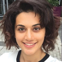 Taapsee Pannu's stunning new hairstyle
