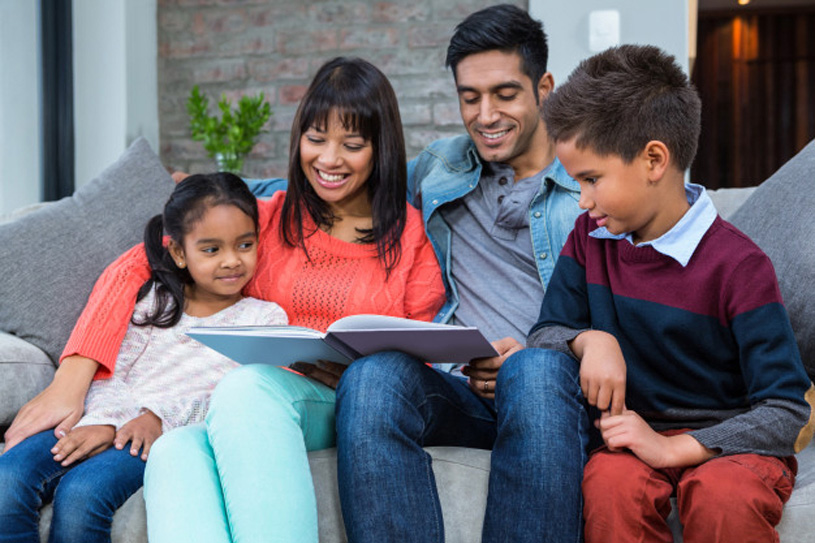 Reading to Your Child: The Difference it Makes