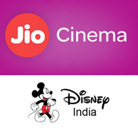 Reliance Jio Signs Content Partnership Deal with Disney India
