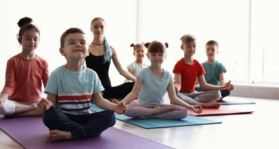 meditation-children
