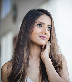 Portrait Image of Indian American Actress
