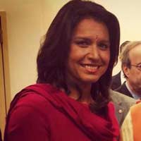 US Presidential aspirant Tulsi Gabbard hits back at Critics, says she is Targeted for being a 'Hindu'