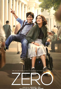 Shah Rukh Khan's Zero Fails to Entice Audience