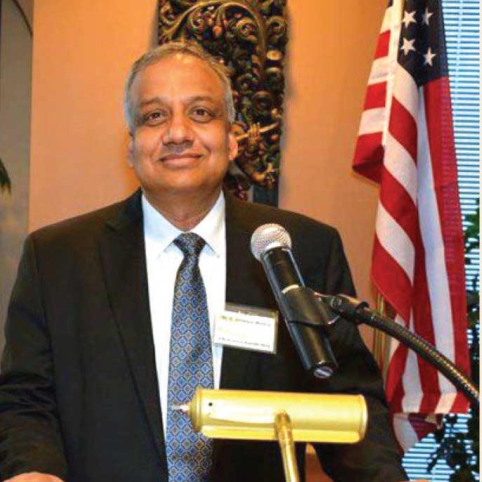 Chandra Shekhar Mishra, USA, Science