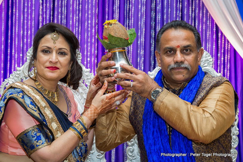 Wedding Rituals Done by Parents