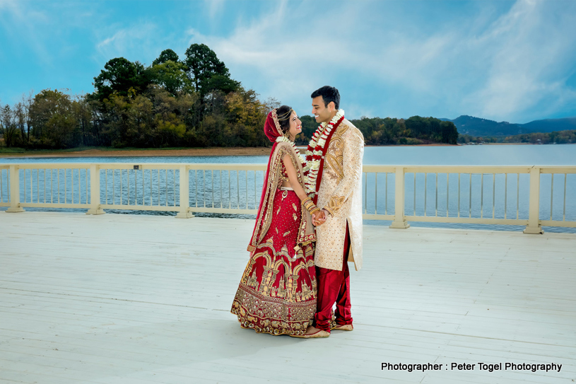 Astonishing Outdoor shoot woth indian couple