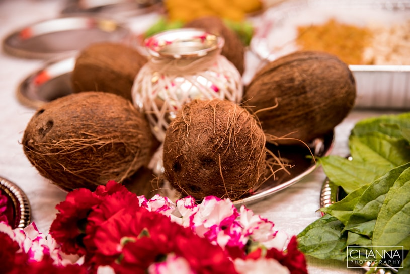 Material for Indian Wedding Rituals
