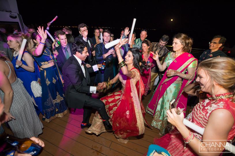 Dance at SeaFair Yacht