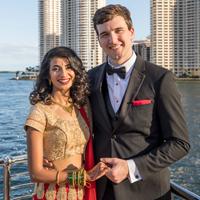Karishma weds Preston