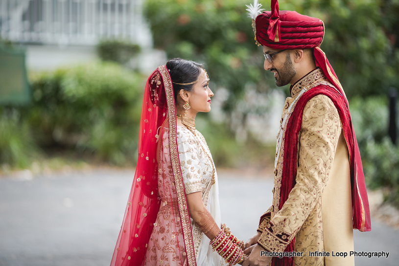 Adorable Indian Couple