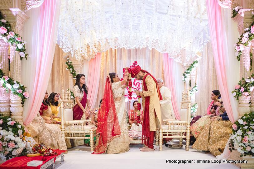 Details of wedding rituals