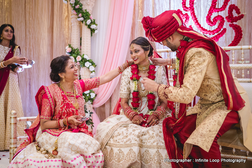 Mangalsutra Ritual in Indian Weddings